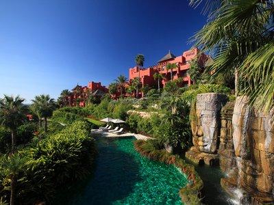 Отель Asia Gardens Hotel & Thai Spa a Royal Hideaway Hotel 5* Коста Бланка Испания