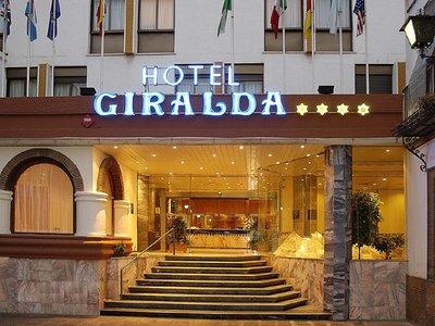 Отель Catalonia Giralda 4* Севилья Испания