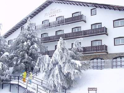 Отель HG Maribel 4* Сьерра-Невада Испания