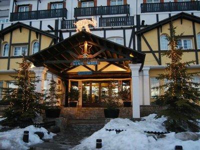 Отель Kenia Nevada Hotel 4* Сьерра-Невада Испания