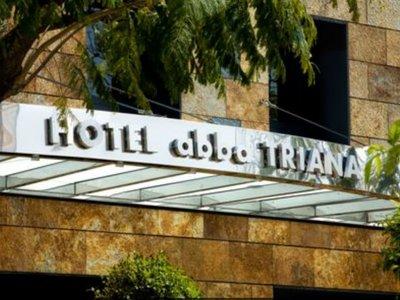 Отель Abba Triana Hotel 4* Севилья Испания