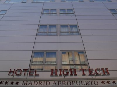 Отель High Tech Madrid Aeropuerto Hotel 4* Мадрид Испания