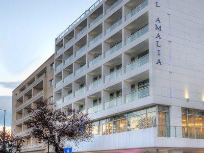 Отель Amalia Athens Hotel 4* Афины Греция