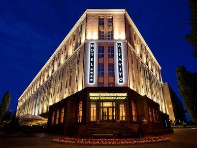 Отель ALFAVITO 4* Киев Украина