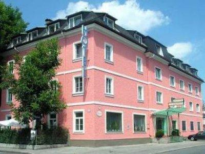Отель Flair Hotel Scherer 4* Зальцбург Австрия