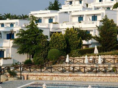 Отель Agionissi Resort 4* Халкидики – Афон Греция