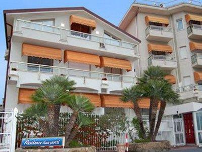 Отель Residence dei Due Porti 4* Сан Ремо Италия