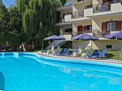 Отель Macedon Hotel 3* о. Тасос Греция