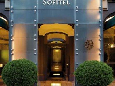 Отель Sofitel Berlin Gendarmenmarkt 5* Берлин Германия