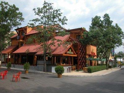 Отель Villa Bora 2* Солнечный берег Болгария