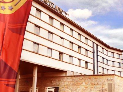 Отель Симпозиум 4* Краков Польша