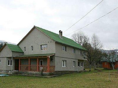 Отель Грибная обитель 1* Пилипец Украина - Карпаты