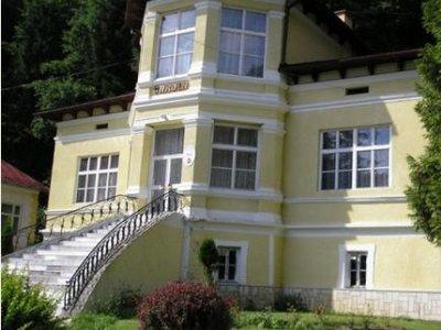 Отель Carola 3* Бардеев Словакия