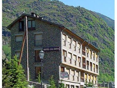 Отель Cal Daina 3* Ордино-Аркалис Андорра