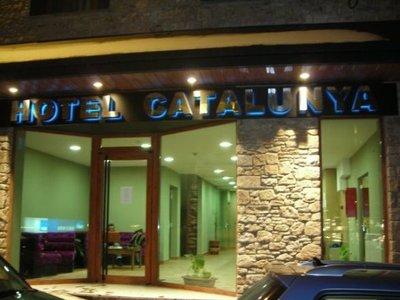 Отель Catalunya Hotel 3* Па де ля Каса Андорра