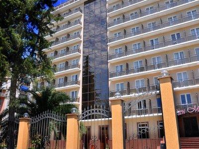 Отель Сан Марина 4* Гагра Абхазия