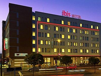 Отель Ibis Krakow Stare Miasto Hotel 2* Краков Польша