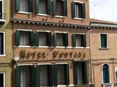 Отель Fontana 3* Венеция Италия