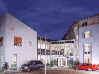 Отель Altenburger Hof Hotel 4* Лейпциг Германия
