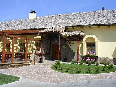 Отель Гоголь 3* Миргород Украина