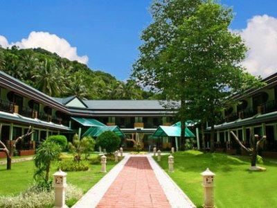 Отель Andaman Beach Resort 3* о. Пи-Пи Таиланд