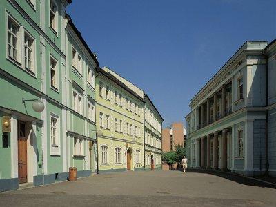 Отель Beethoven 3* Теплице Чехия