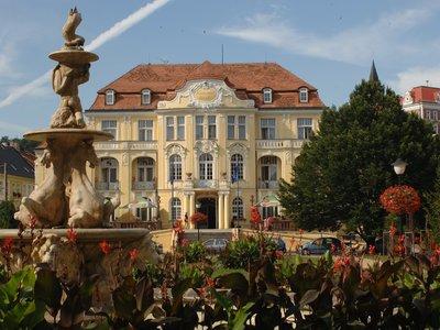 Отель Kamenne Lazne 3* Теплице Чехия