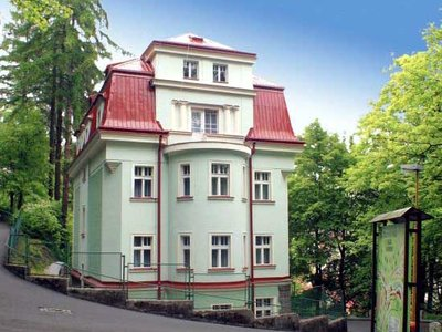 Отель Jitrenka 3* Яхимов Чехия