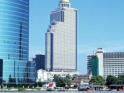 Отель Lebua at State Tower 5* Бангкок Таиланд