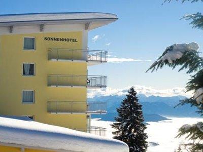 Отель Sonnenhotel Zaubek 4* Каринтия Австрия