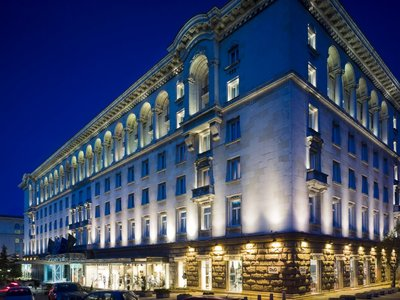 Отель Sofia Hotel Balkan 5* София Болгария