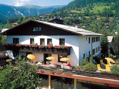 Отель Appartament Gadenstatter 3* Цель ам Зее Австрия