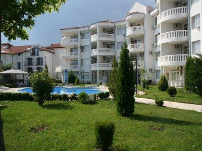 Отель Лазур II 2* Святой Влас Болгария