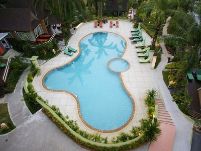 Отель Palm Paradise Resort 3* Краби Таиланд