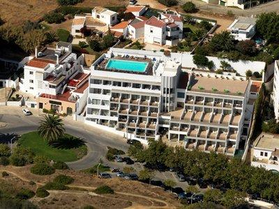 Отель Carvi Beach Hotel 3* Алгарве Португалия
