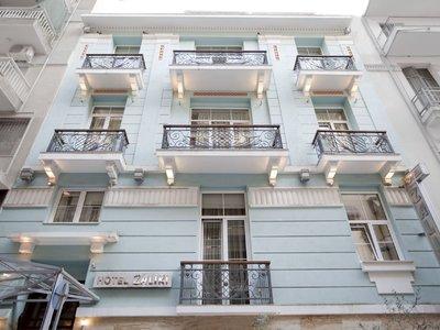 Отель Zaliki Boutique Hotel 4* Салоники Греция