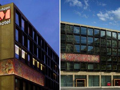 Отель CitizenM London Bankside 4* Лондон Великобритания