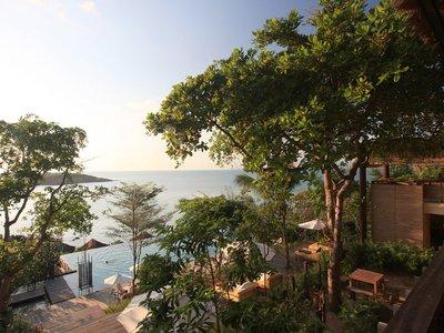 Отель Six Senses Hotels Resorts Spas 5* о. Самуи Таиланд
