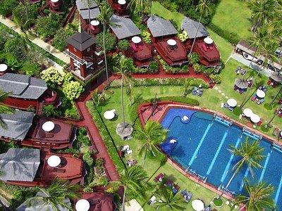 Отель Melia Koh Samui 4* о. Самуи Таиланд
