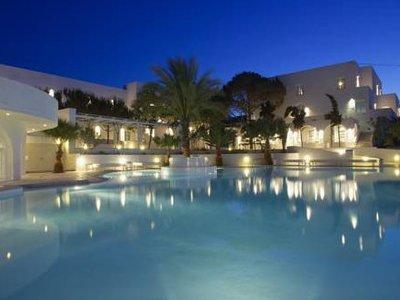 Отель Thalassa Sea Side Resort & Suites 3* о. Санторини Греция