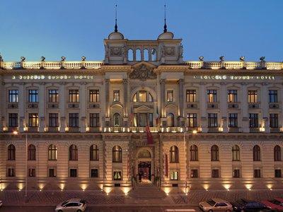 Отель Carlo IV The Dedica Anthology Autograph Collection 5* Прага Чехия