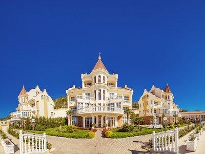 Отель Релакс центр Ирей 4* Алушта Крым