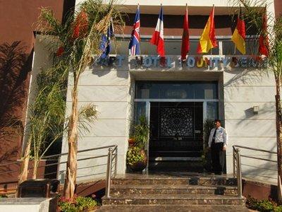 Отель Appart-hotel Founty Beach 3* Агадир Марокко