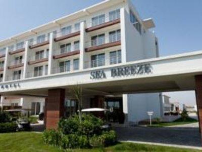 Отель Sea Breeze 5* Баку Азербайджан