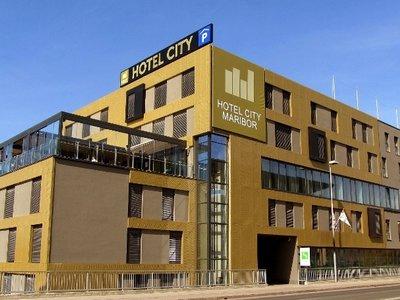 Отель Hotel City Maribor 4* Мариборское Похорье Словения