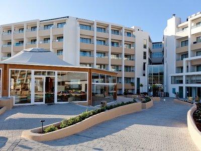 Отель Seabank Resort & SPA 4* Меллиеха Мальта