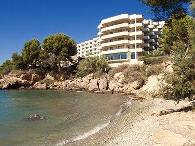 Отель TRH Jardin del Mar Beach Hotel 3* о. Майорка Испания