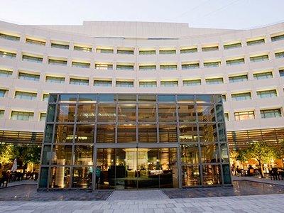 Отель Eurostars Grand Marina 5* Барселона Испания
