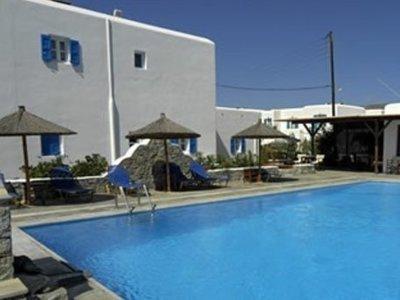 Отель Anemos Apartments 2* Лимассол Кипр