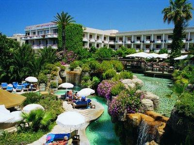 Отель Annabelle Hotel 5* Пафос Кипр